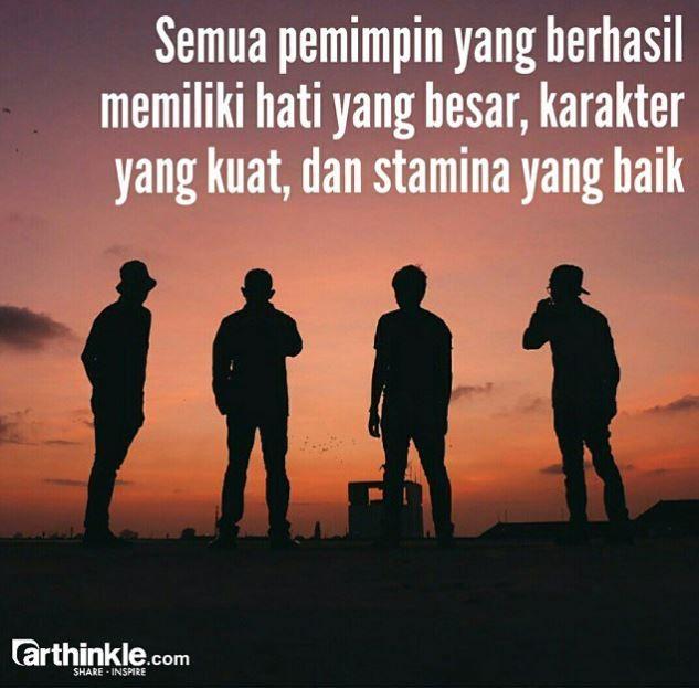 Kriteria pemimpin yang berhasil #leadership #pemimpin #quote #katabijak