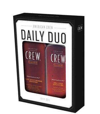 American Crew Daily Duo #American #Crew #haarproducten #haarverzorging #kappersbenodigdheden #barbershop #heren #man