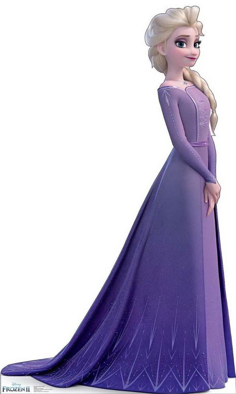 Elsa In Her New And Beautiful Lilac Purple Dress From Frozen 2 In 2020 Disney Frozen Elsa Art Disney Princess Elsa Frozen Disney Movie