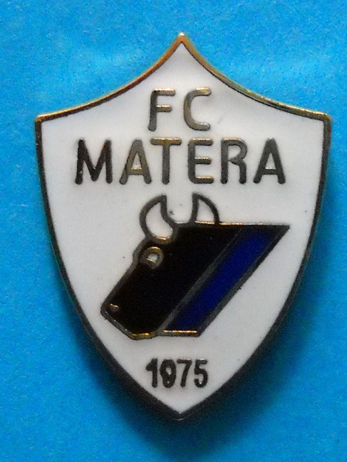 DISTINTIVO SPILLA PIN - F.C. MATERA CALCIO - cod. 191
