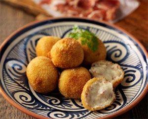 Croquetas de jamon: Recipes: Good Food Channel