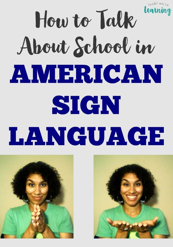 How to learn sign language - Hearing Like Me