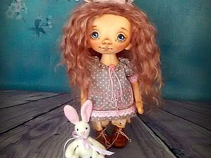 Dolls and toys. Master Classes. Fair Masters - handmade, handmade