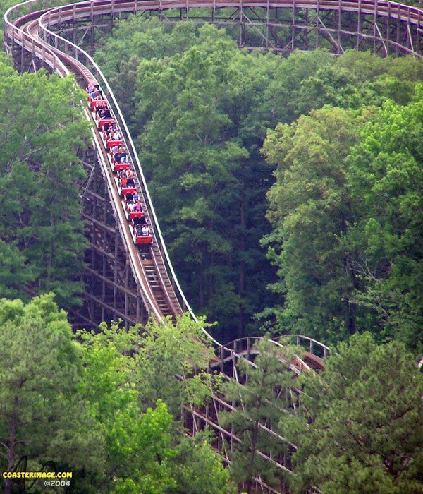970 Best Rides Images On Pinterest: 73 Best Images About Kings Dominion Vintage Pics On