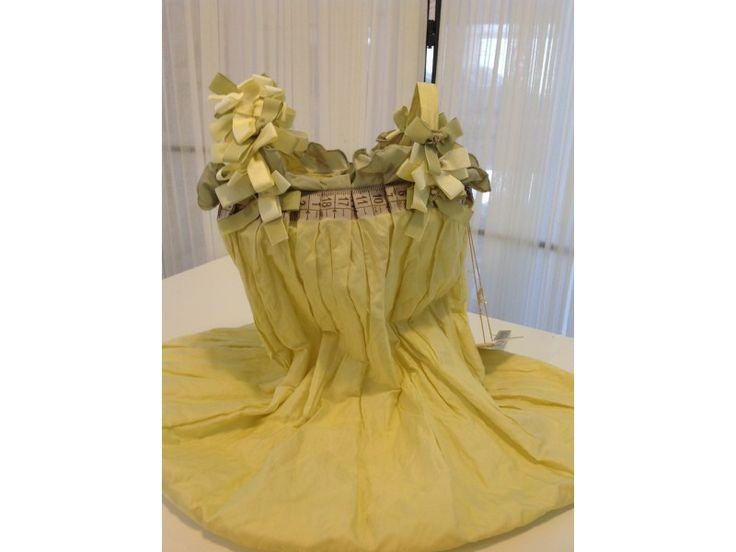 Βαπτιστικό φόρεμα μεζούρα