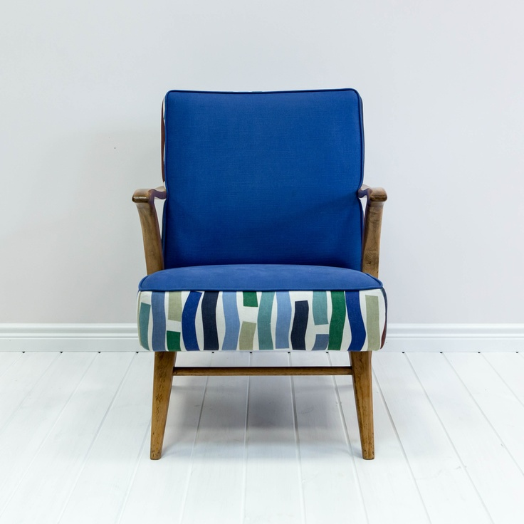 polish girls from szczecin - restored chair - nice!
