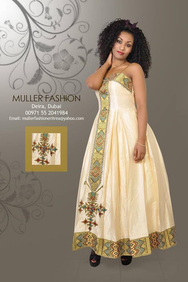 264 best ethiopia traditional dresses images on pinterest for Ethiopian wedding dress designer