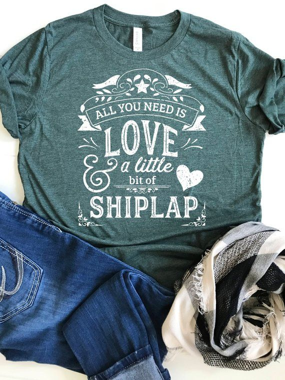 Shiplap Shirt, Fixer Upper, Joanna Gaines shirt, Graphic Tee, Demo Day, Farmhouse Shirt, Gift for He