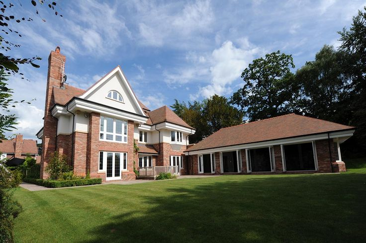 Flourish Capital » 3 Luxury Houses Cheshire – Gallery