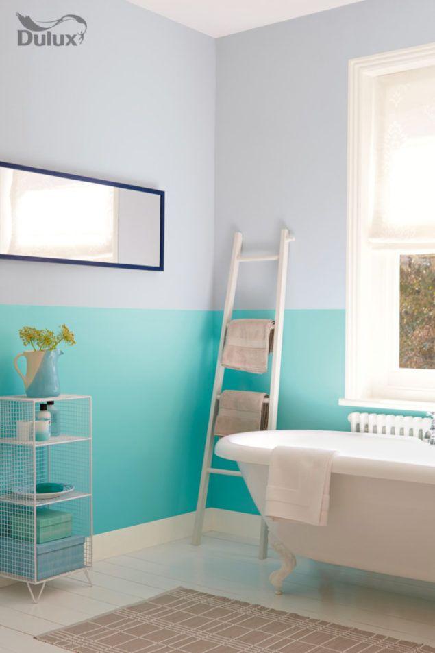 1000 ideas about dulux bathroom paint on pinterest mint for Dulux bathroom ideas