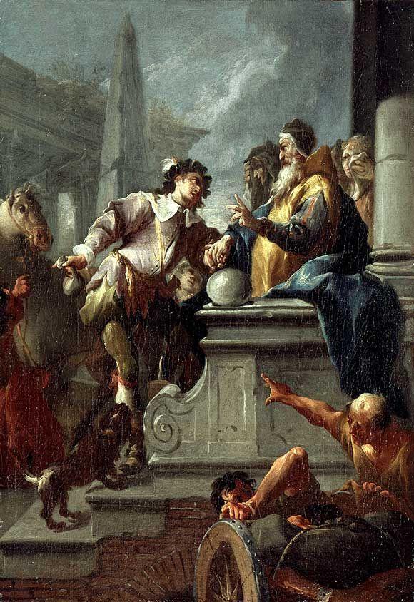 Le Départ du fils prodigue  Le Retour du fils prodigue  Paul TROGER