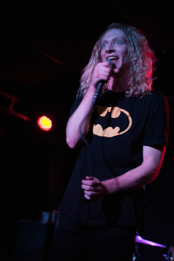 Painted Faces And Long Hair The Orwells