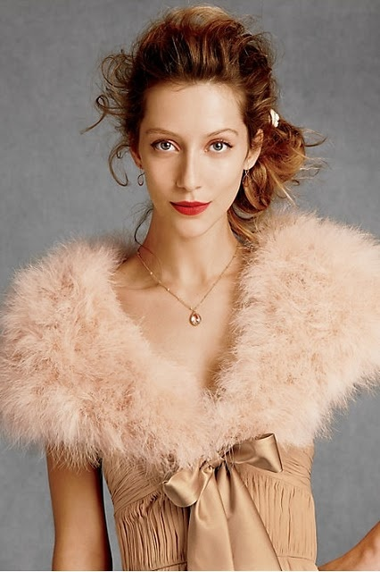 Luxe: Fur Coats, Wedding Accessories, Faux Fur, Dusky Pink Wedding, Colors Wedding Dresses, Winter Wedding, Boleros Feathers, Bridal Fashion, Fall Wedding