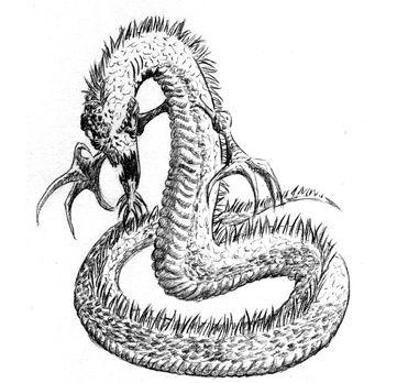 Dessiner un monstre dessin pinterest - Dessin monstre facile ...