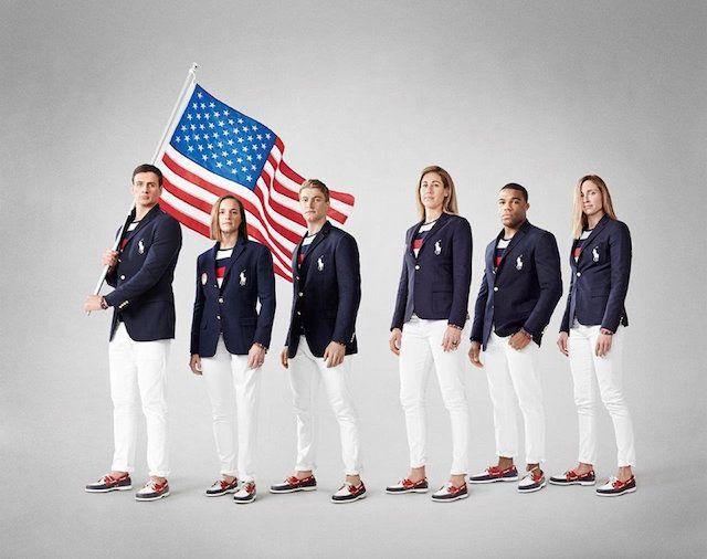 ラルフ ローレン(RALPH LAUREN)は、リオ夏季オリンピックおよびパラリンピックの開会式における米国代表選手のユニホームを発表した。「ポロ ラルフ ローレン(POLO RALPH LAUREN)」の同ユニホームは、アメリカの国旗の...