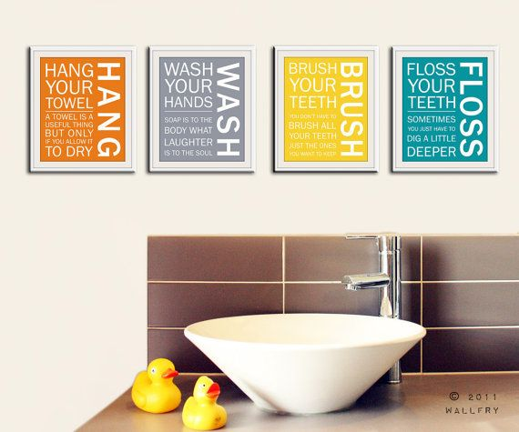 The 25 Best Bathroom Wall Quotes Ideas On Pinterest Bathroom Decor Signs Wall Decor For