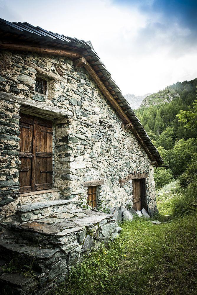 Acceglio - Casa montagna - Piemonte