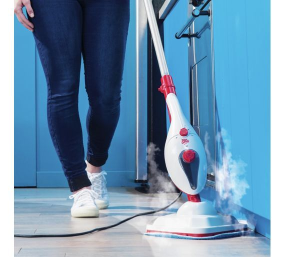 Buy Dirt Devil DDS04-E01 5 in 1 Steam Mop at Argos.co.uk, visit Argos.co.uk to shop online for Steam cleaners and accessories, Floorcare, Home and garden
