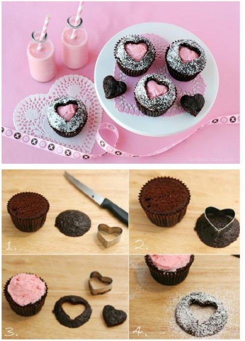 The 25 best postres para san valentin ideas on pinterest - Decoracion para san valentin ...