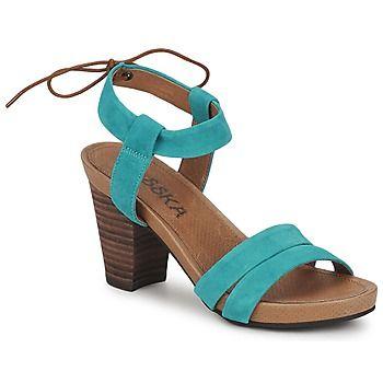 Sandales Esska JOAN Turquoise
