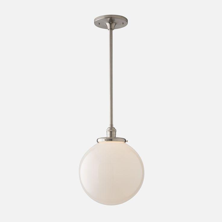 "Satellite 1, 4"" Pendant Light Fixture   Schoolhouse Electric & Supply Co."