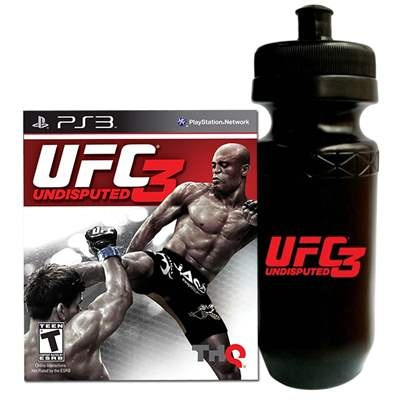 UFC Undisputed 3 PS3 R$179.90