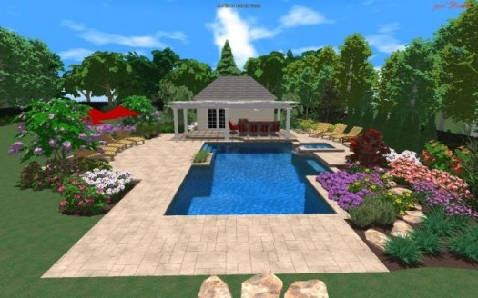 17 best images about pool design 3d on pinterest for Pool design 3d