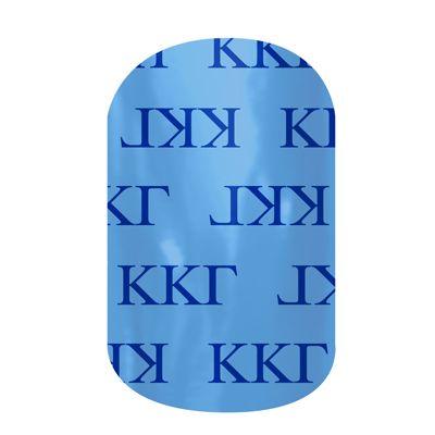 NEW Sorority Wraps!! Kappa Kappa Gamma  nail wraps by Jamberry Nails  http://ladybug.jamberrynails.net/home/ProductDetail.aspx?id=2200#.UpY2ZicZ1Vc