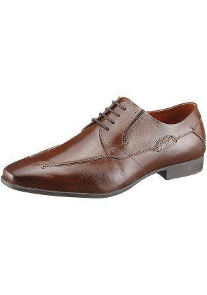 Туфли - http://www.quelle.ru/New_arrivals/Men_fashion/Men_shoes/Men_shoes1/Tufli__r1292295_m296135.html?anid=pinterest&utm_source=pinterest_board&utm_medium=smm_jami&utm_campaign=board3&utm_term=pin21_28032014 Базовая модель классических туфель из блестящего кожзаменителя с кожаной внутренней отделкой и мягкой стелькой. #quelle #man #fashion #shoes #style #elegant