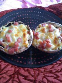 Slimming World recipes: Breakfast mushrooms