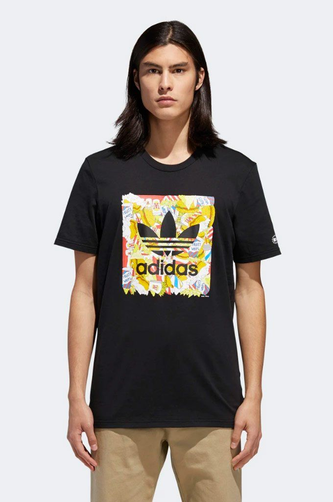 5d708c5e #Adidas #Beavis&Butthead 1 #Tee - Collaborating with '90s pop culture  kingpin Mike Judge, adidas Skateboarding rolls out a Trefoil tee to rival  the best.