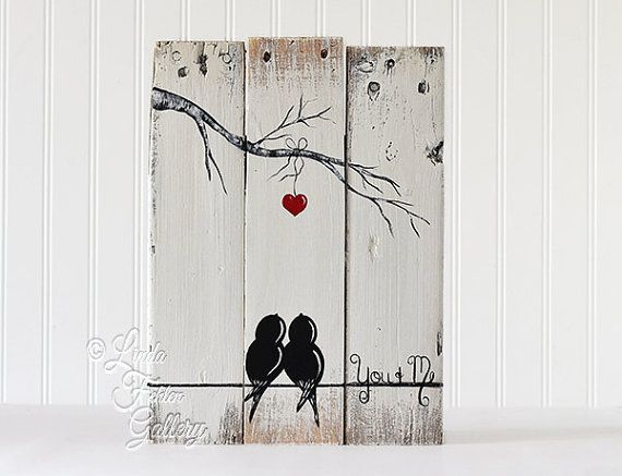 5th Anniversary Gift Wedding Gift for Couple by LindaFehlenGallery