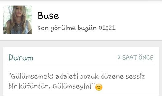 buse