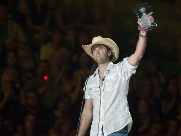 Dean Brody won big at the Canadian Country Music Awards last night, taking home Best Male Artist and Album of the Year.