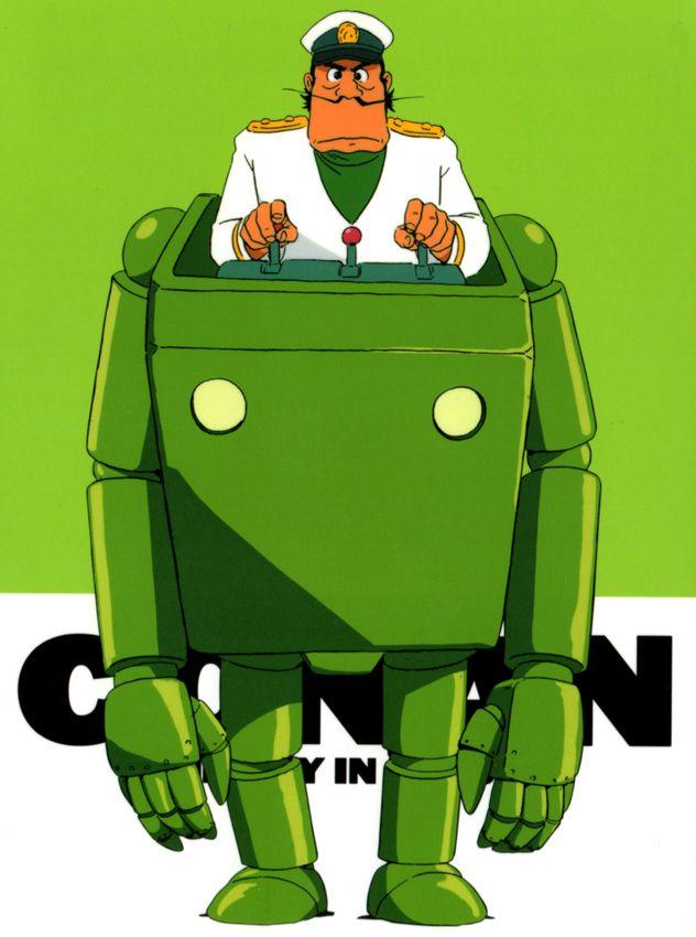 Conan The Boy In Future 05