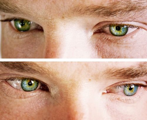 Heterochromia Blue Green images | Attributes | Pinterest ...