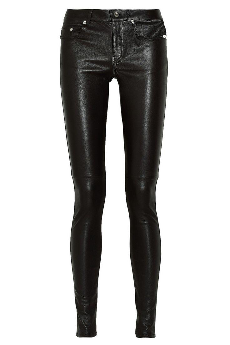 Saint Laurent (Los pantalones de cuero son los nuevos jeans)