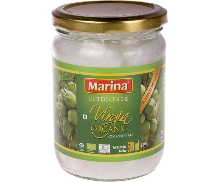 Ulei de cocos Marina 500ml