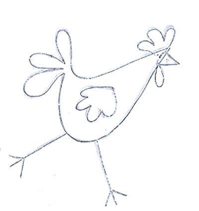 https://flic.kr/p/81i346 | galinha serelepe