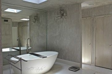Modern Masters Metallic Plaster | Contemporary Wall Finish | Project by NCF Studio