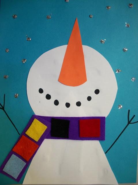 snowman craft - Google Search