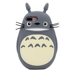 custom phone case maker of 3D animal unique design soft silicone apple iphone 7 phone cases - Case for iPhone