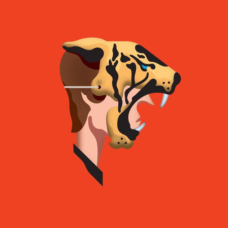 Tiger Mask. By Studio Kalle Mattsson.
