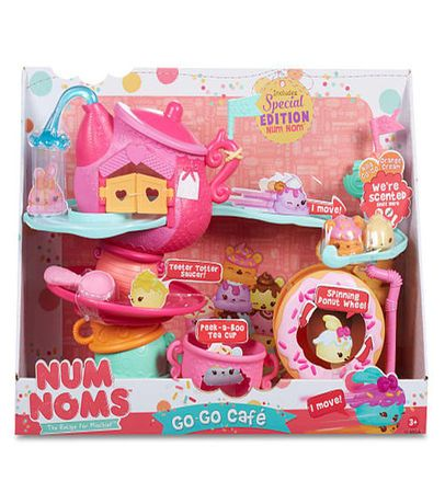 Num Noms™ Go-Go Cafe Playset with Scented Characters
