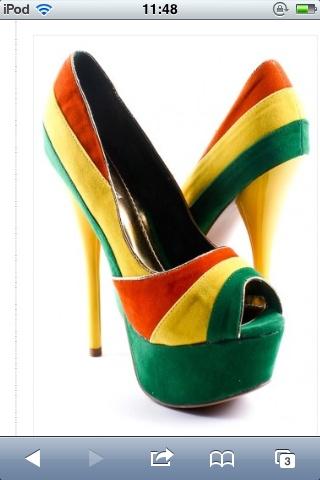 OMG i hafta have these!!!!!!!!!!!! #Rasta #footwear