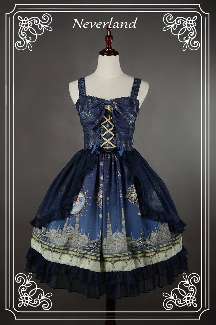 New Releases: Neverland Lolita [~Arabian Nights~] Series [★Custom Size Available | Discount Prices until November 9★]
