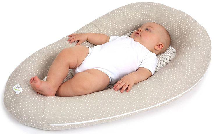 Ninho para bebê promete sono tranquilo e seguro – Faça você mesma