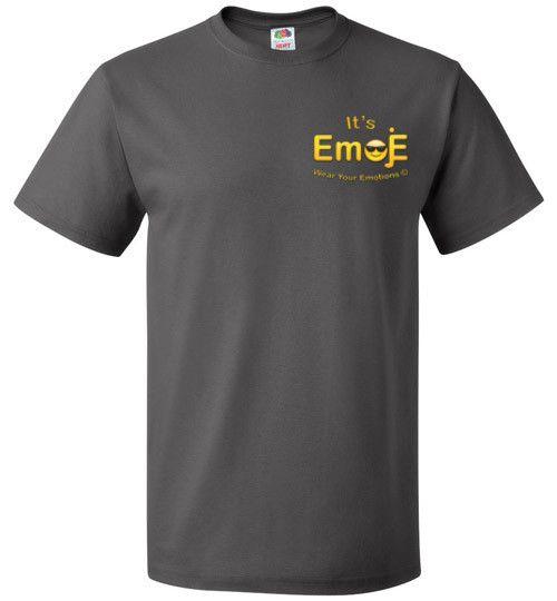 Emoji American Flag T-Shirt