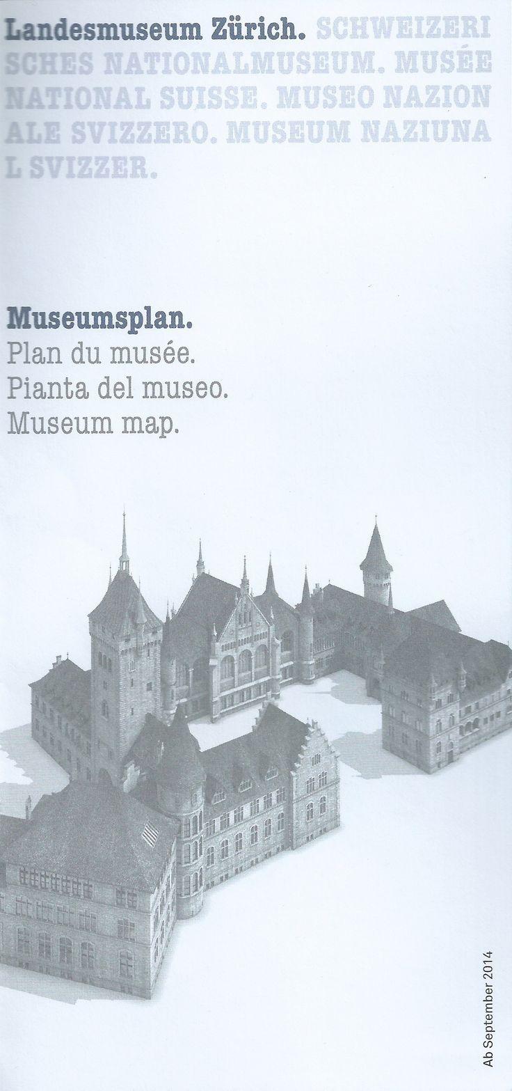 Landesmuseum, Zurich. September 2014