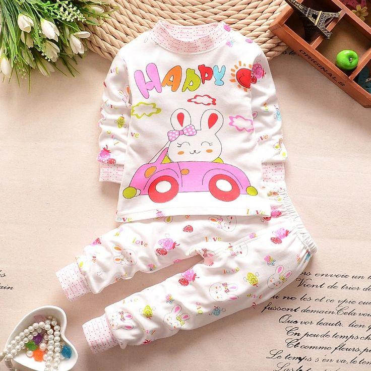 $4.97 (Buy here: https://alitems.com/g/1e8d114494ebda23ff8b16525dc3e8/?i=5&ulp=https%3A%2F%2Fwww.aliexpress.com%2Fitem%2F2015-New-baby-boy-cotton-clothes-children-clothes-Sweet-White-Dot-Kids-Girls-Love-Nightwear-Pajamas%2F32675622670.html ) 2015 New baby boy cotton clothes children clothes Sweet White Dot Kids Girls Love Nightwear Pajamas Sleepwear Suit Monkey bear for just $4.97